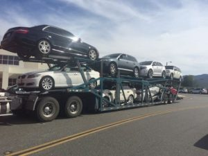 expedited auto transport