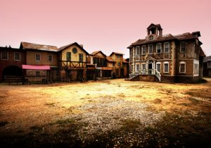 Ghost Town Up For Sale in Inyo County