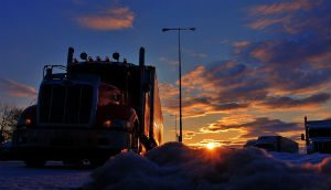 Truck Drivers: Surviving First Year