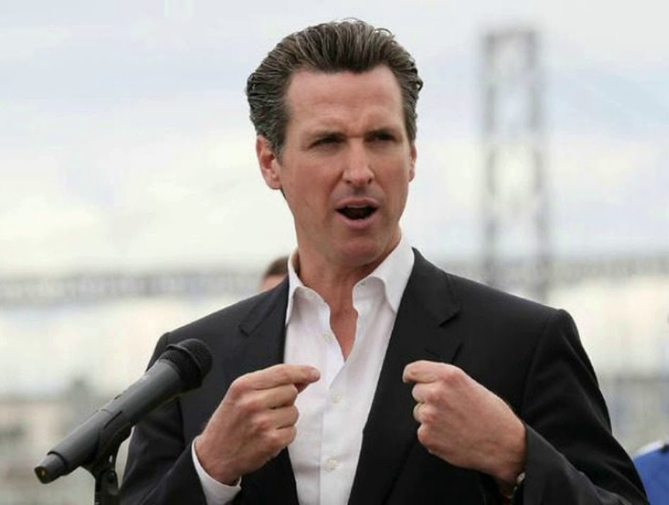 Gavin Newsom Announces More Funding as a Firefighting Year Looms