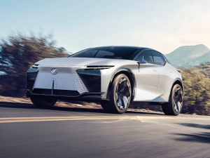 Lexus Has An Electric Car That Can Morph The Future For The Automaker
